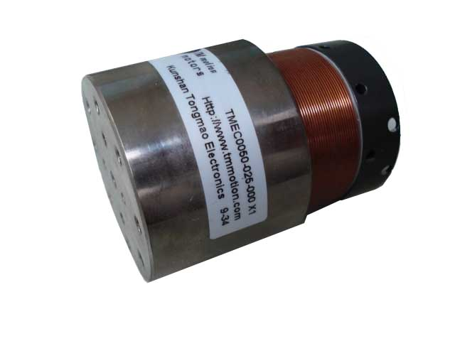 TMEC Series Voice Coil Actuators